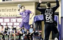 Quabit Guadalajara consigue la tercera victoria consecutiva frente a Villa de Aranda