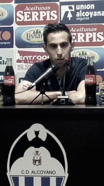 """Jorge Hernández: """"Tenía muchas ganas de sentir lo que es marcar en El Collao y hoy lo he vivido"""""""