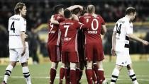 'El genio' Thiago y la reaparición de Müller dan la victoria al Bayern