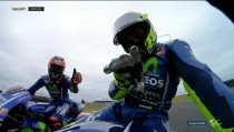 Vinales si ripete in Argentina, vittoria per lui davanti a Valentino: le parole dei due piloti Yamaha