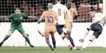 Italia se aprovecha de una débil Holanda