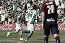 LaLiga: il Betis vince e si salva, Martin e Ceballos matano l'Eibar (2-0)