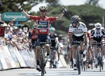 Tour Down Under, ancora Ewan in volata su Sagan