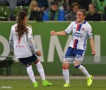 UEFA Women's Champions League - VfL Wolfsburg 0-2 Olympique Lyonnais: French side make it count