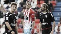 El Lugo pierde a su goleador frente al RCD Mallorca