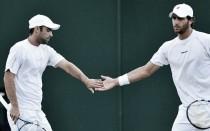 Cabal y Farah ponen segunda en Wimbledon