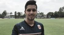 """David Cabrera: """"Nuestro objetivo es salvarnos del descenso"""""""