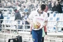 Más lesiones y bajas en el Real Zaragoza