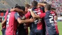 Il Cagliari al lavoro per mettersi alle spalle la sconfitta di Roma