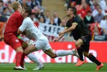 Gary Cahill, fuera de la Eurocopa por lesión