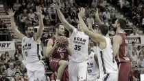 Ucam Murcia - CAI Zaragoza: dos equipos y una victoria
