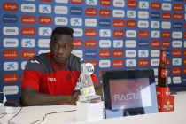 """Caicedo: """"Vamos a encarar el partido del Levante como una final"""""""