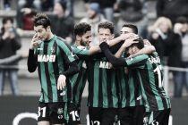 Tutto facile per il Sassuolo, abbattuto il Parma per 4-1