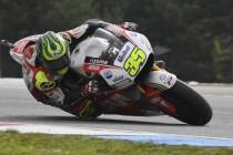 MotoGP, Brno: prima vittoria per Crutchlow. Rossi secondo davanti a Marquez
