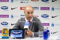 """Antonio Calderón: """"Quiero felicitar a mis jugadores; han hecho un trabajo genial"""""""