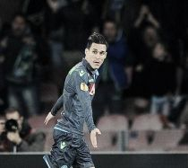 Napoli 2-2 VfL Wolfsburg: Napoli advance to UEFA Europa League semi-finals