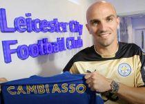 Esteban Cambiasso firma con el Leicester por una temporada