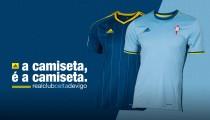El Celta pone a la venta sus nuevas camisetas