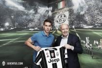 Juventus confirm Marko Pjaca signing