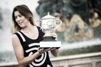 """Garbiñe Muguruza: """"Mi objetivo es hacer un buen torneo en Wimbledon"""""""