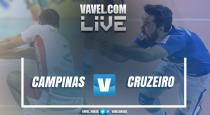 Resultado Campinas 1x3 Cruzeiro na Superliga masculina de vôlei 2016/17