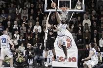 LegaBasket - Avanti Sassari! Caserta superata 95-77