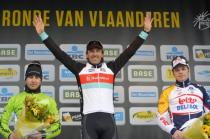 Tricampeão abandona e Cancellara fatura segundo Tour de Flanders