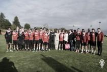 El Sporting de Gijón se suma a la lucha contra el cáncer