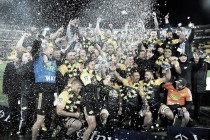 Hurricanes win maiden Super Rugby title with 20-3 victory over Lions