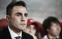 Cannavaro wants to become Italy's next coach