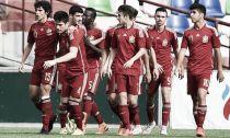 Vallejo debuta como capitán y con victoria en el Europeo