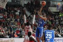 LegaBasket, Cantù si aggiudica il derby contro Varese (82-92)