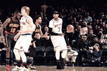 NBA MLK Day- Atlanta passa di misura a New York, Washington schiaccia i Trail Blazers