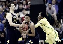 NCAA, Sweet Sixteen - Oregon ha la meglio nel finale: Michigan eliminata (68-69)