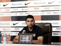 """Néstor Ortigoza: """"Desde el minuto cero al 90 fue todo de San Lorenzo"""""""