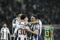 FC Porto x Tondela : 3 pontos com 4 golos na liderança provisória