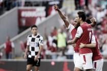 """SC Braga não larga o pódio: minhotos com """"Boavista"""" para a liderança"""
