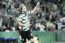 Bas Dost de garras afiadas: 5 jogos pelo Sporting, 5 festejos