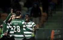 Sporting x Feirense: uma hora para fazer valer 3 pontos
