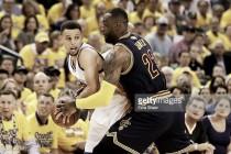 Finais NBA: Warriors vencem o primeiro jogo