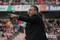 Joaquín Caparrós niega contactos con el Espanyol