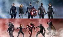 Premiere francesa y Torre Eiffel: 'Capitán América: Civil War'