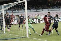 Rafael ed i soliti errori difensivi fermano la corsa del Napoli