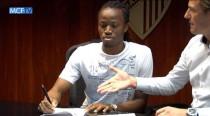 Bakary Koné ficha por el Málaga