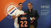 Killian Sanson, nuevo jugador del Montpellier