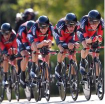 Vuelta a España 2016: BMC Racing Team, un equipo potente