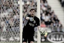 FC Porto: Casillas não convence Lopetegui