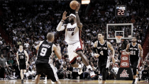 San Antonio Spurs vs Miami Heat, NBA en vivo y en directo online