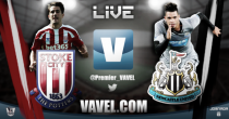 Stoke City vs Newcastle en vivo y en directo online