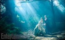 'Into the woods': nuevas imágenes de los personajes